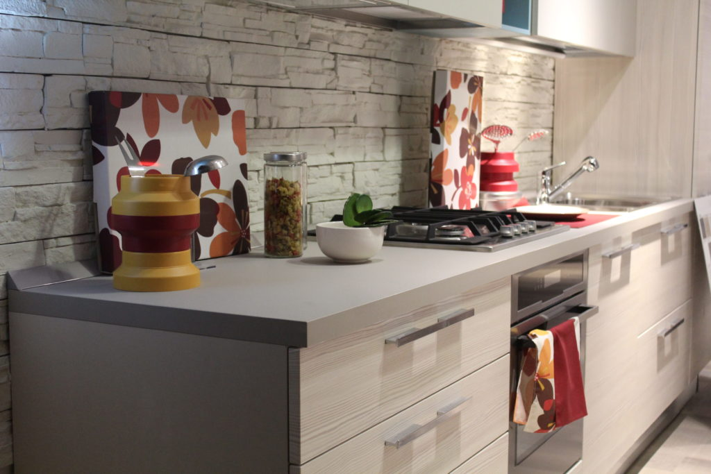 kitchen fitter birmingham brick wall cabinets appliances